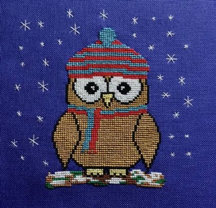 Winter Ollie Owl